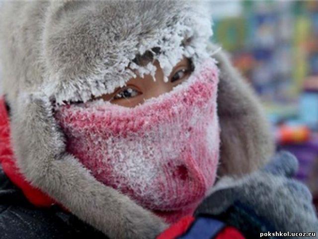 температурный режим посещения школы