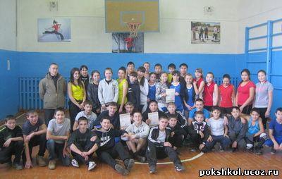 Участники зональных соревнований по баскетболу