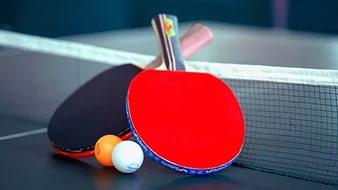 Турнир в личном первенстве по настольному теннису