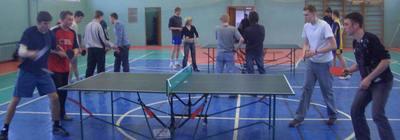 турнир по настольному теннису, посвященный памяти воина-интернационалиста Ахметгалиева Айдара